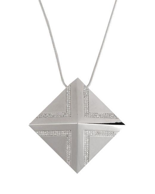 Noir Jewelry | Metallic Necklace | Lyst