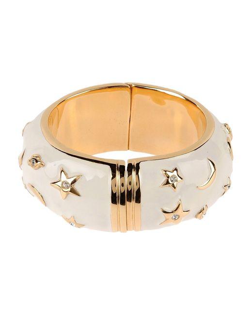 Moschino | Metallic Bracelet | Lyst