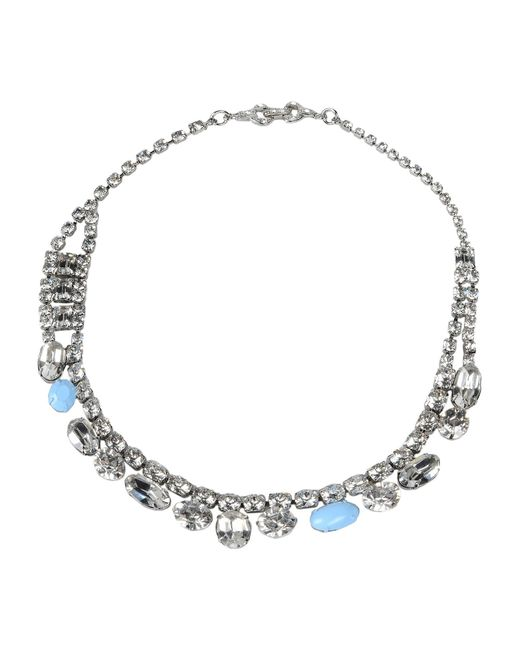 Tom Binns | Blue Necklace | Lyst
