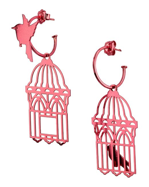 Loroetu | Pink Earrings | Lyst
