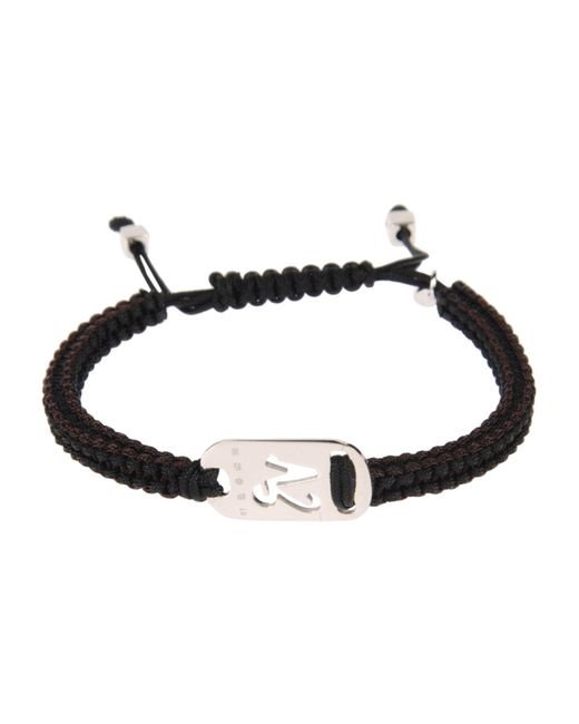 Tateossian | Black Bracelet | Lyst