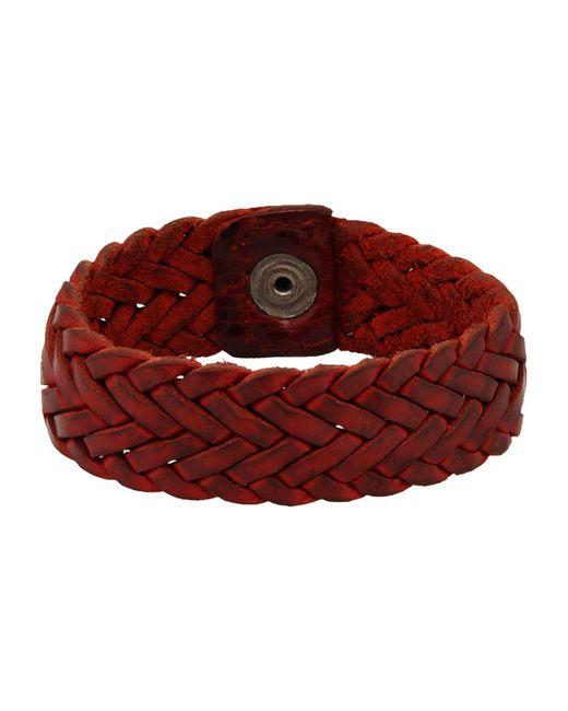 DSquared² | Red Bracelet | Lyst