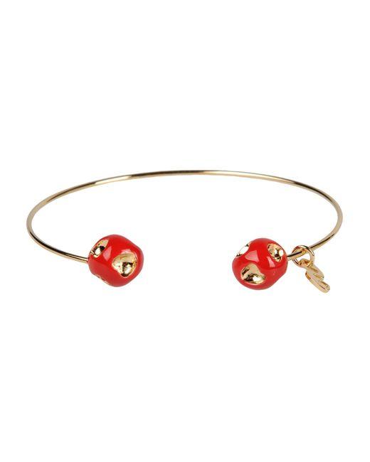 Nadine S   Red Bracelet   Lyst