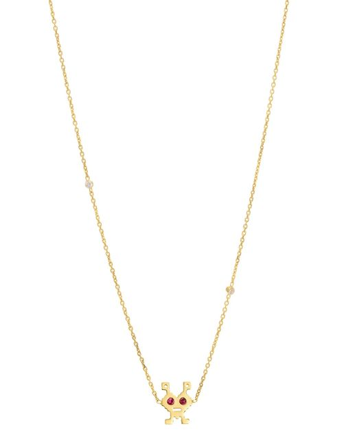 Maria Francesca Pepe | Metallic Necklace | Lyst