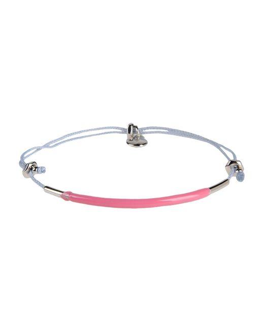 Marc By Marc Jacobs | Pink Bracelet | Lyst