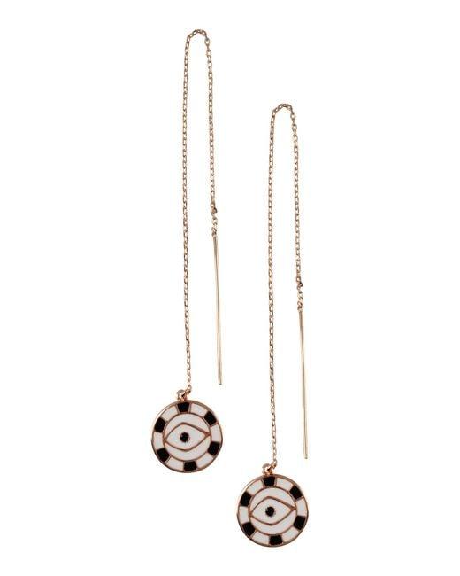 Eyland   Metallic Earrings   Lyst