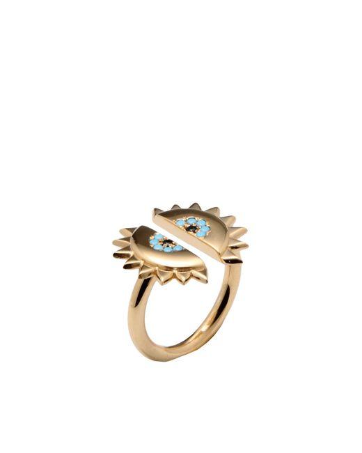 Ileana Makri   Metallic Ring   Lyst