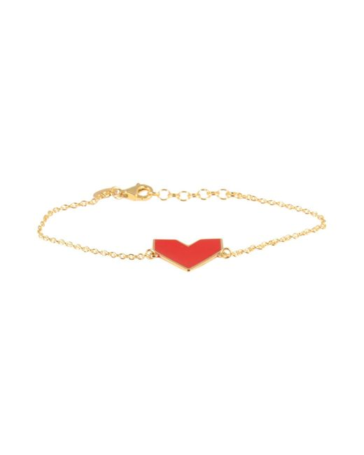 First People First   Red Bracelet   Lyst