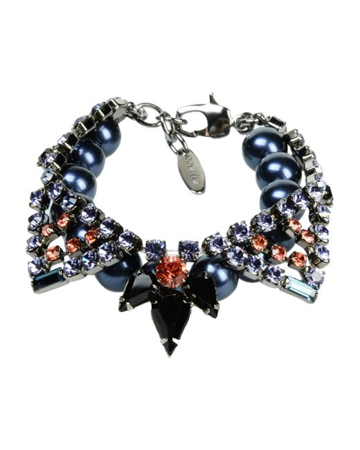 Joomi Lim   Blue Bracelet   Lyst