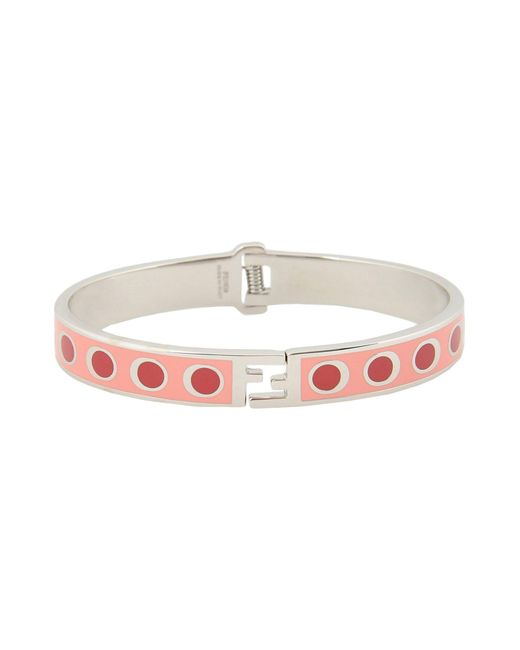 Fendi | Pink Bracelet | Lyst