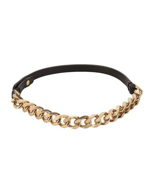 A Brand Apart   Black Bracelet   Lyst
