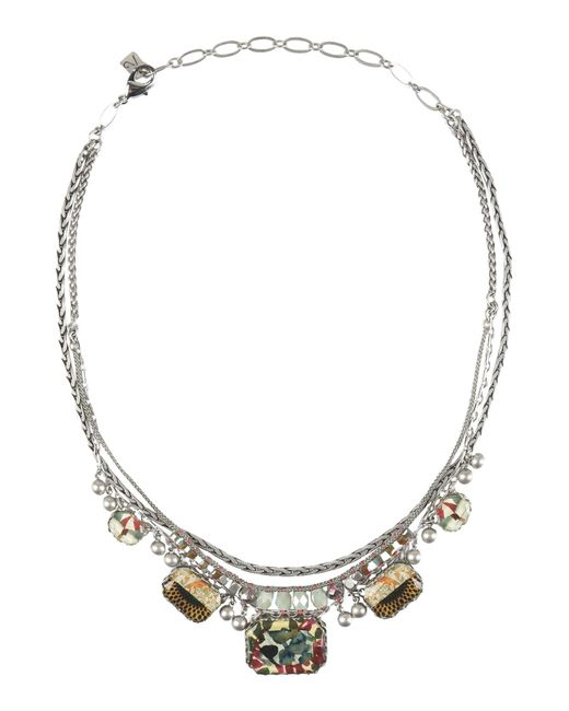 Ayala Bar | Metallic Necklace | Lyst