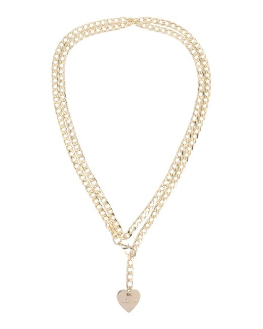Lucky Lu Milano   Metallic Necklace   Lyst
