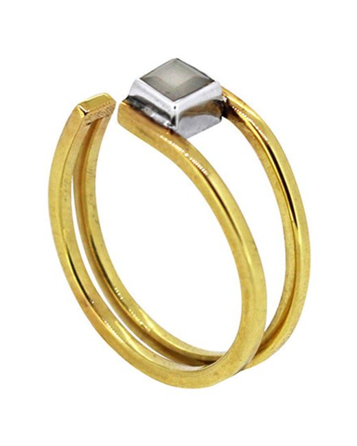 Maya Magal | Metallic Ring | Lyst