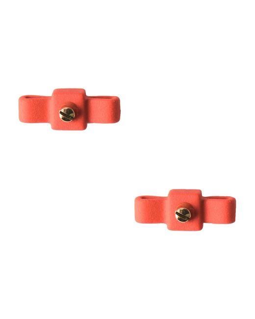 Marc By Marc Jacobs   Orange Earrings   Lyst