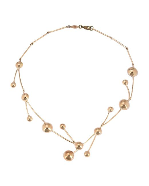 Pamela Love | Metallic Necklace | Lyst
