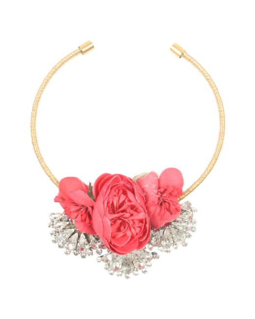 Vanina | Red Necklace | Lyst