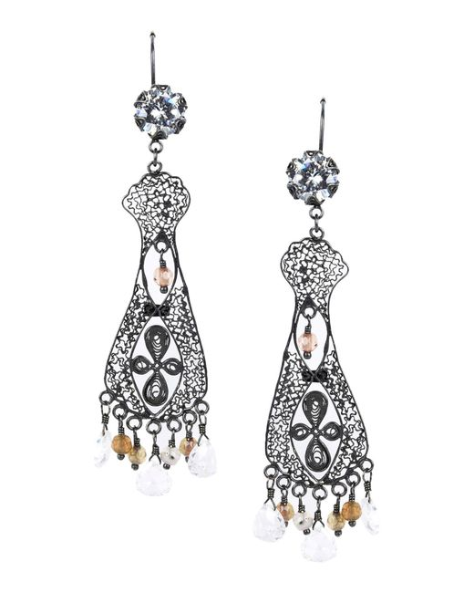First People First | Gray Earrings | Lyst