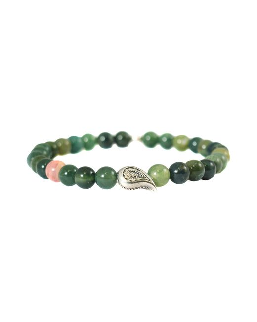 THE JAAR | Green Bracelet | Lyst