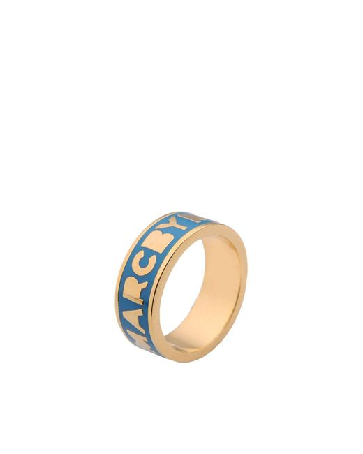 Marc By Marc Jacobs   Blue Ring   Lyst