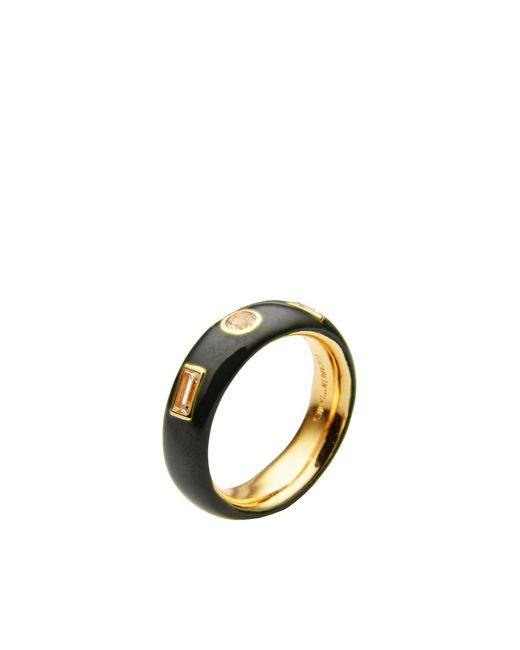 Elizabeth and James | Black Ring | Lyst