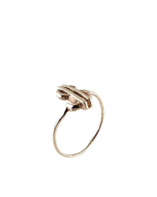 Venessa Arizaga | Metallic Ring | Lyst
