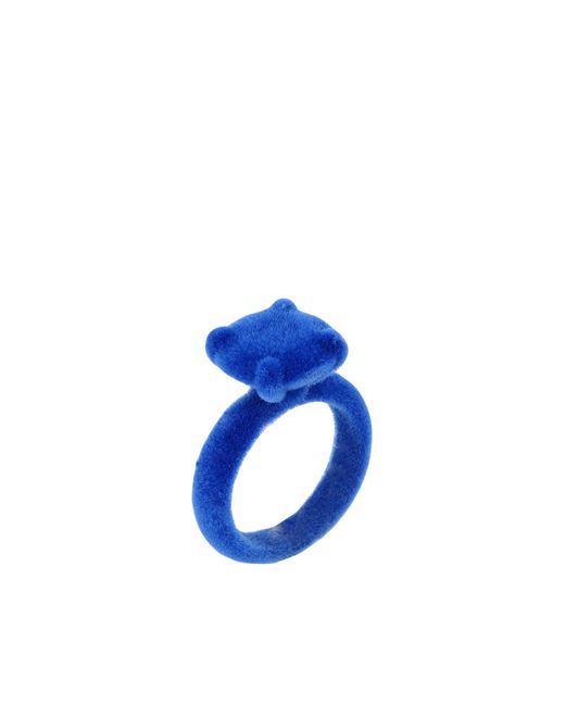 MM6 by Maison Martin Margiela | Blue Ring | Lyst