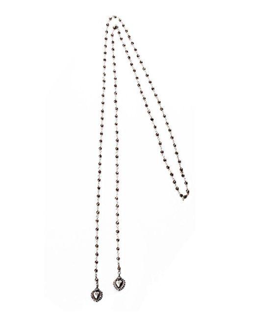PAOLA GRANDE   Metallic Necklace   Lyst