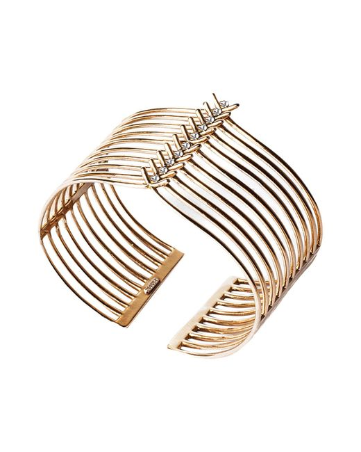 PAOLA GRANDE | Metallic Bracelet | Lyst