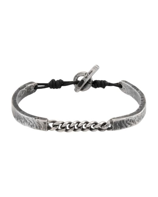 M. Cohen | Metallic Bracelet for Men | Lyst
