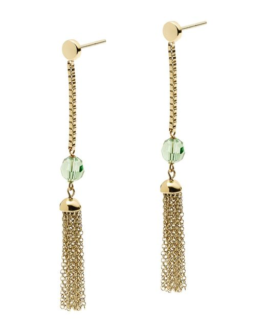 Emporio Armani | Metallic Earrings | Lyst
