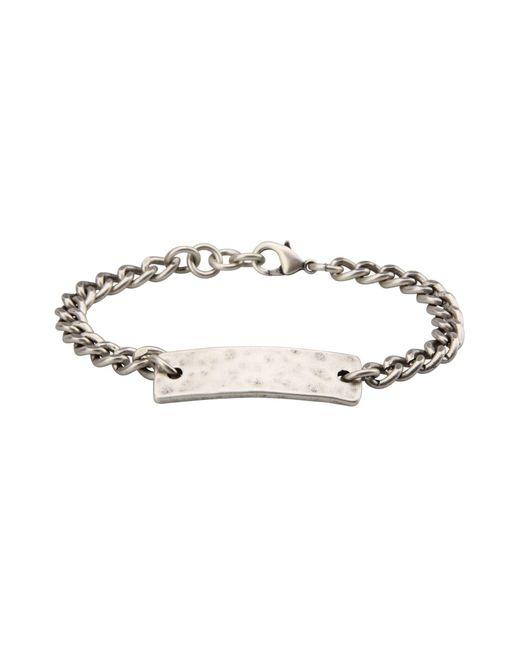 Pierre Darre' | Metallic Bracelet for Men | Lyst