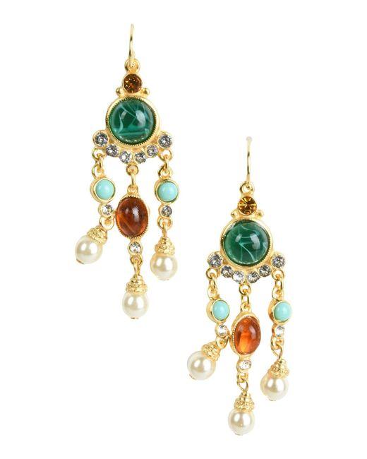 Ben-Amun | Metallic Earrings | Lyst