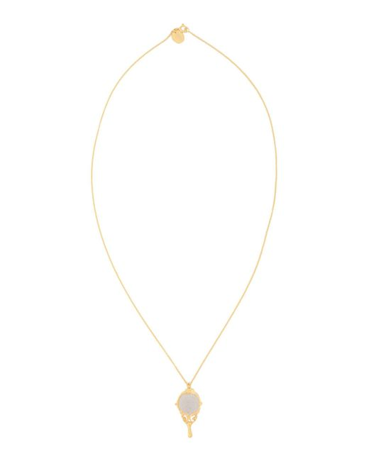 Alex Monroe - Metallic Necklaces - Lyst