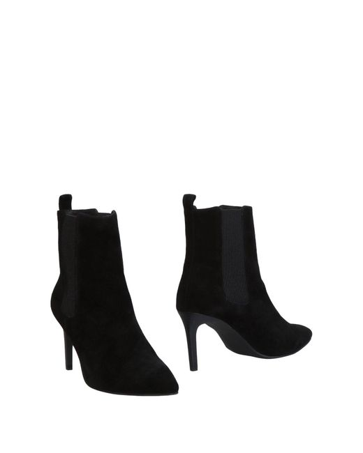 """""""intentionally_______."""" - Black Ankle Boots - Lyst"""