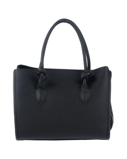 Alpha Studio - Black Handbag - Lyst