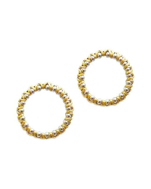 Vanina | Metallic Earrings | Lyst