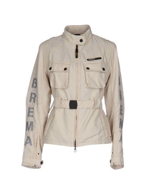 Brema - Natural Jackets - Lyst