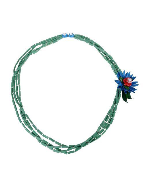 DSquared² - Blue Necklaces - Lyst