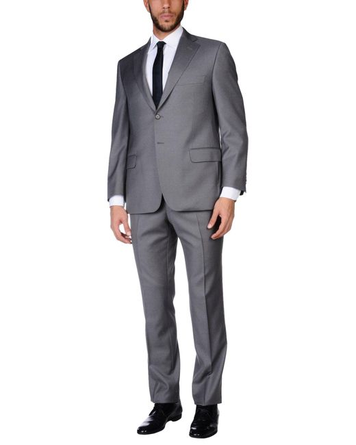Stell Bayrem - Gray Suits for Men - Lyst