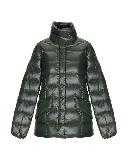 Duvetica Green Down Jacket