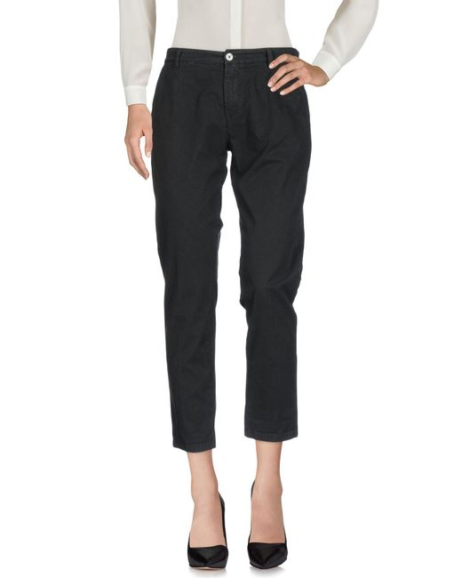 40weft - Black Casual Pants - Lyst
