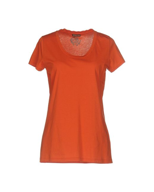 Maliparmi - Orange T-shirt - Lyst