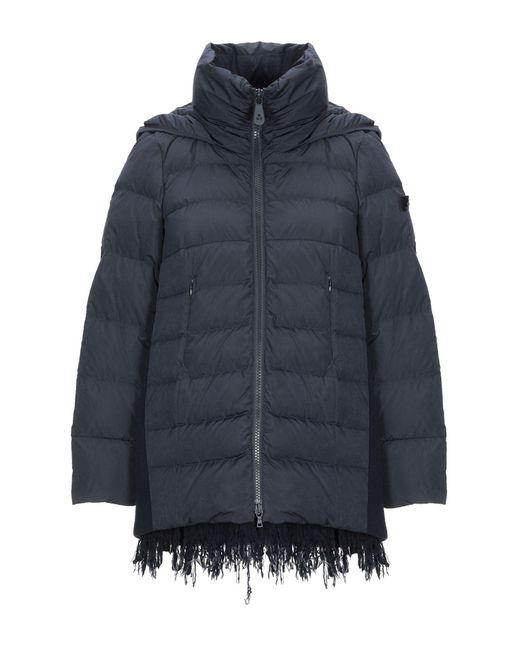 Peuterey Blue Down Jacket