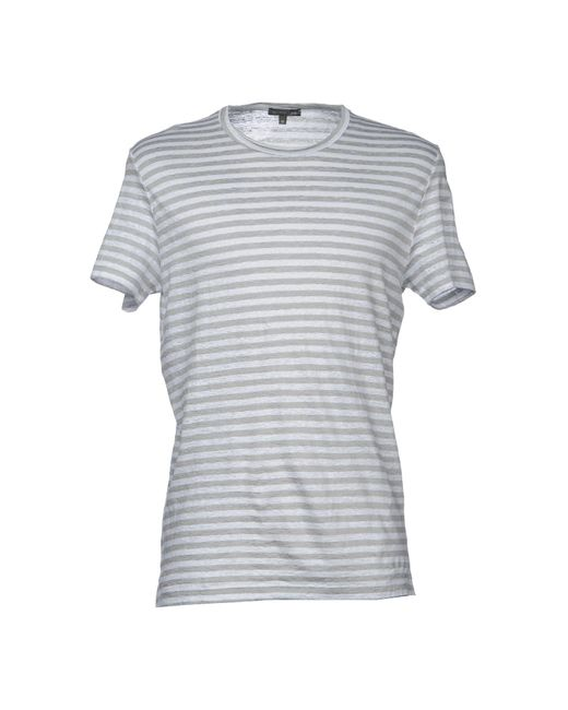 Scaglione - Gray T-shirt for Men - Lyst