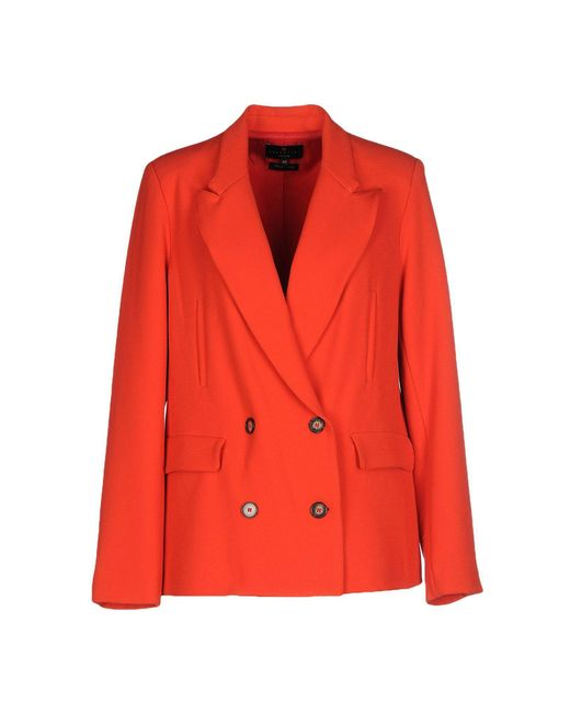 Essentiel | Red Blazer | Lyst