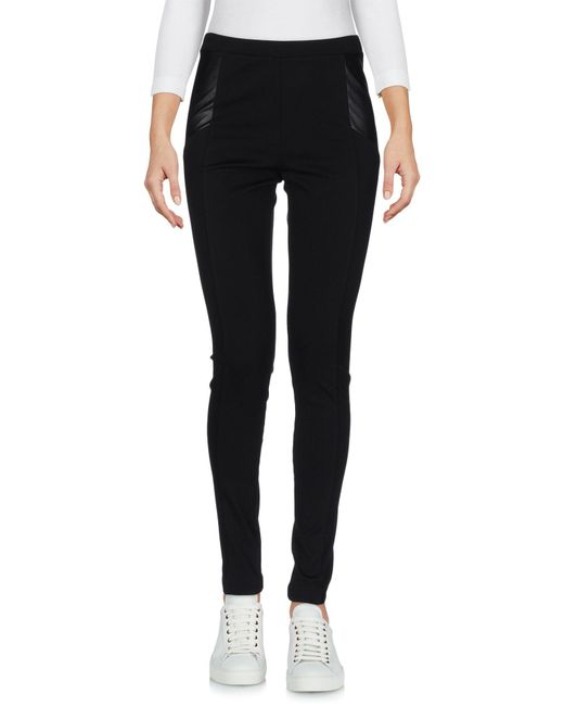 MICHAEL Michael Kors | Black Leggings | Lyst