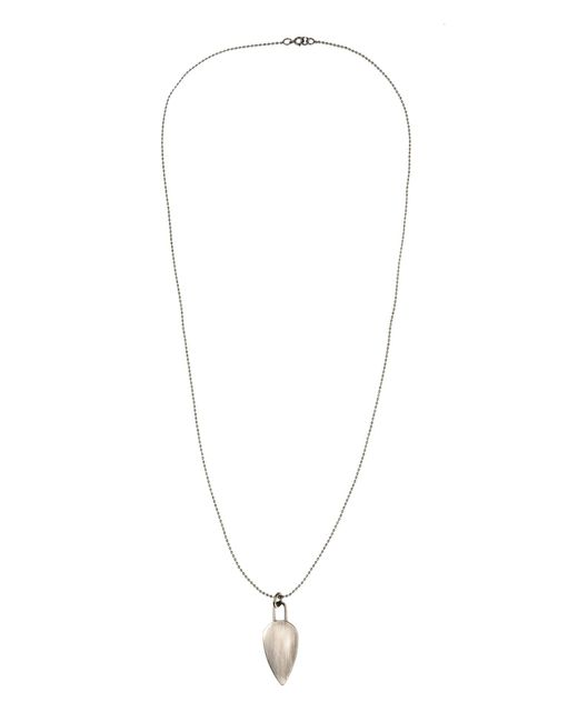 Carla G | Metallic Necklace | Lyst