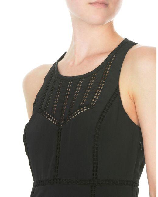 Lyst - Robe longue Iro en coloris Noir 61945865045b