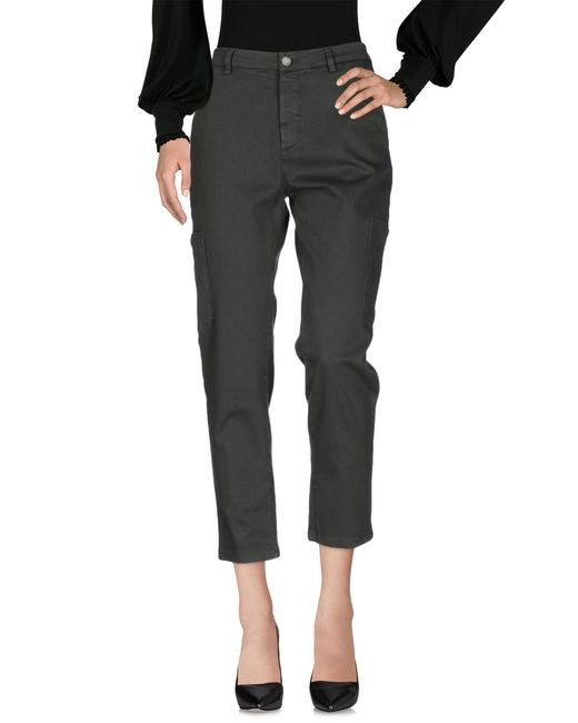 Re-hash - Green Casual Trouser - Lyst